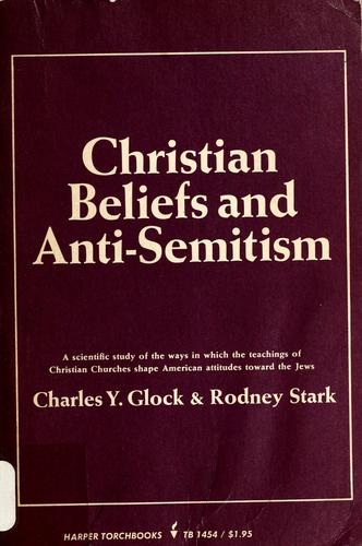 Download Christian beliefs and anti-Semitism
