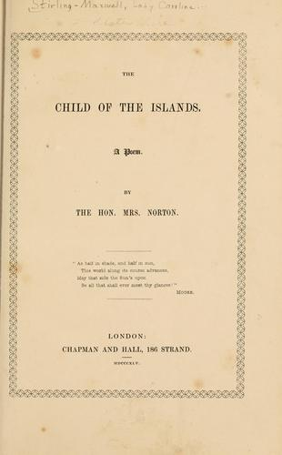 Download The Child of the Islands
