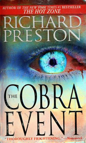 The cobra event by Preston, Richard