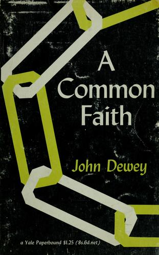 A common faith.