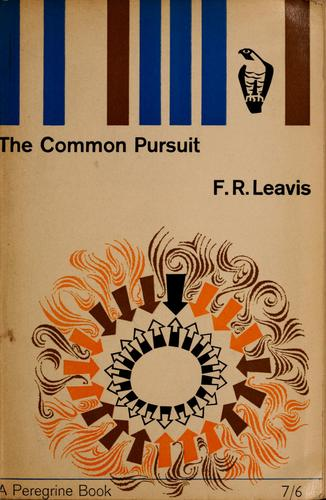 Download The common pursuit