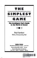 The simplest game