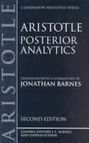 Download Posterior analytics
