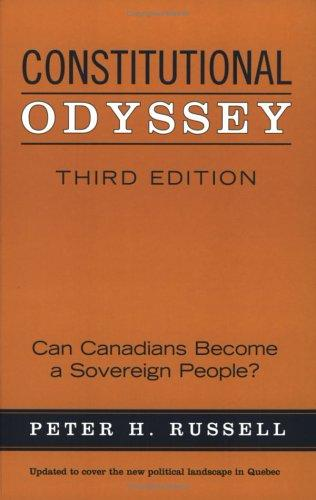 Download Constitutional Odyssey