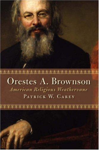 Download Orestes A. Brownson