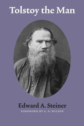 Download Tolstoy the man
