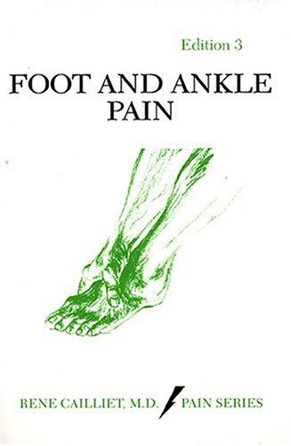 Download Foot and ankle pain
