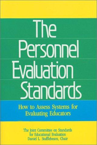 Download The personnel evaluation standards