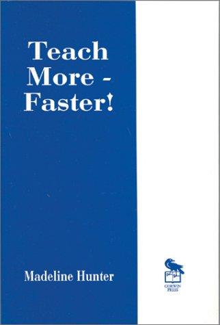Download Teach more–faster!
