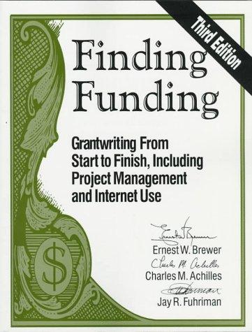 Download Finding Funding