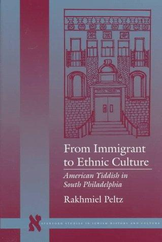 From immigrant to ethnic culture