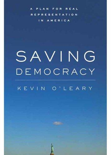 Saving Democracy