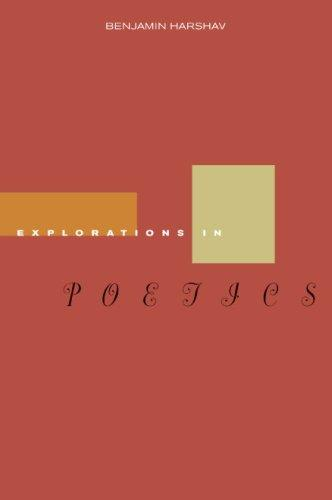 Download Explorations in Poetics