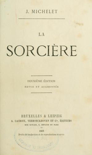 Download La sorcière.