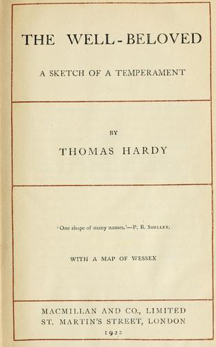 Macmillan's pocket Hardy by Thomas Hardy