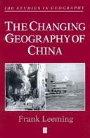 The changing geography of China