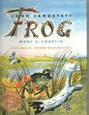 Frog Went A-Courtin