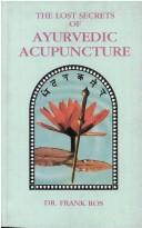 Download Lost secrets of ayurvedic acupuncture