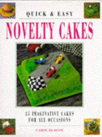 Download Quick and easy novelty cakes