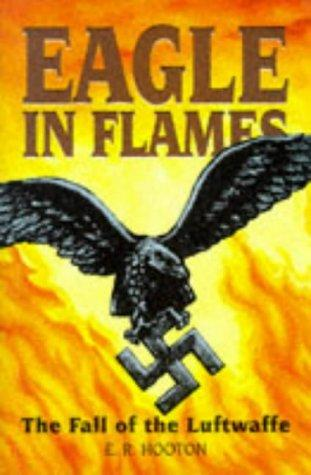 Download Eagle in Flames