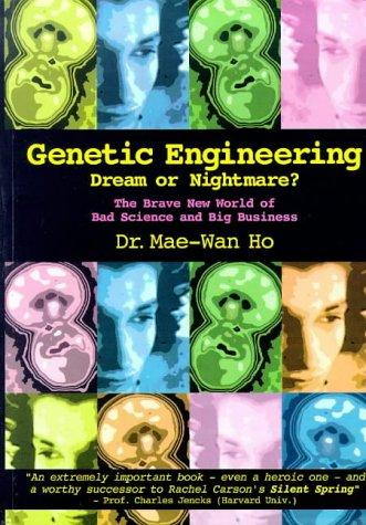 Download Genetic Engineering Dream or Nightmare?