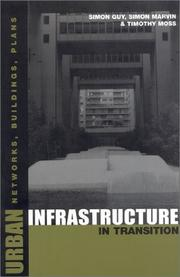 Urban Infrasttructure In Transition: Nettworks, Buildings, Plans PDF Download