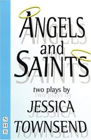 Angels & Saints: Two Plays (Nick Hern Books) [Paperback] by Townsend, Jessica