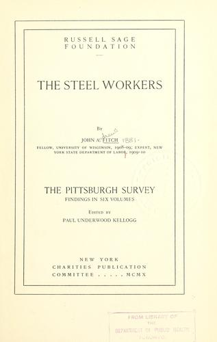 Download The steel workers