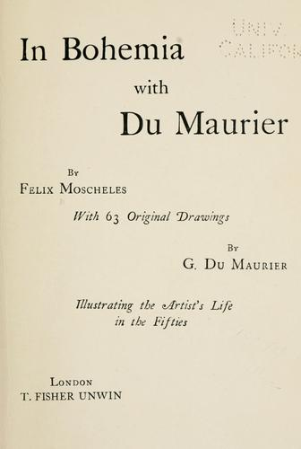 In Bohemia with Du Maurier