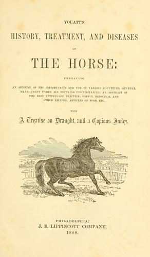 Download Youatt's history, treatment, and diseases of the horse …