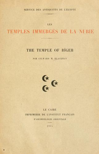 Download The temple of Bîgeh