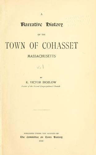 Download A narrative history of the town of Cohasset, Massachusetts.