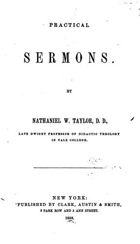 Download Practical sermons