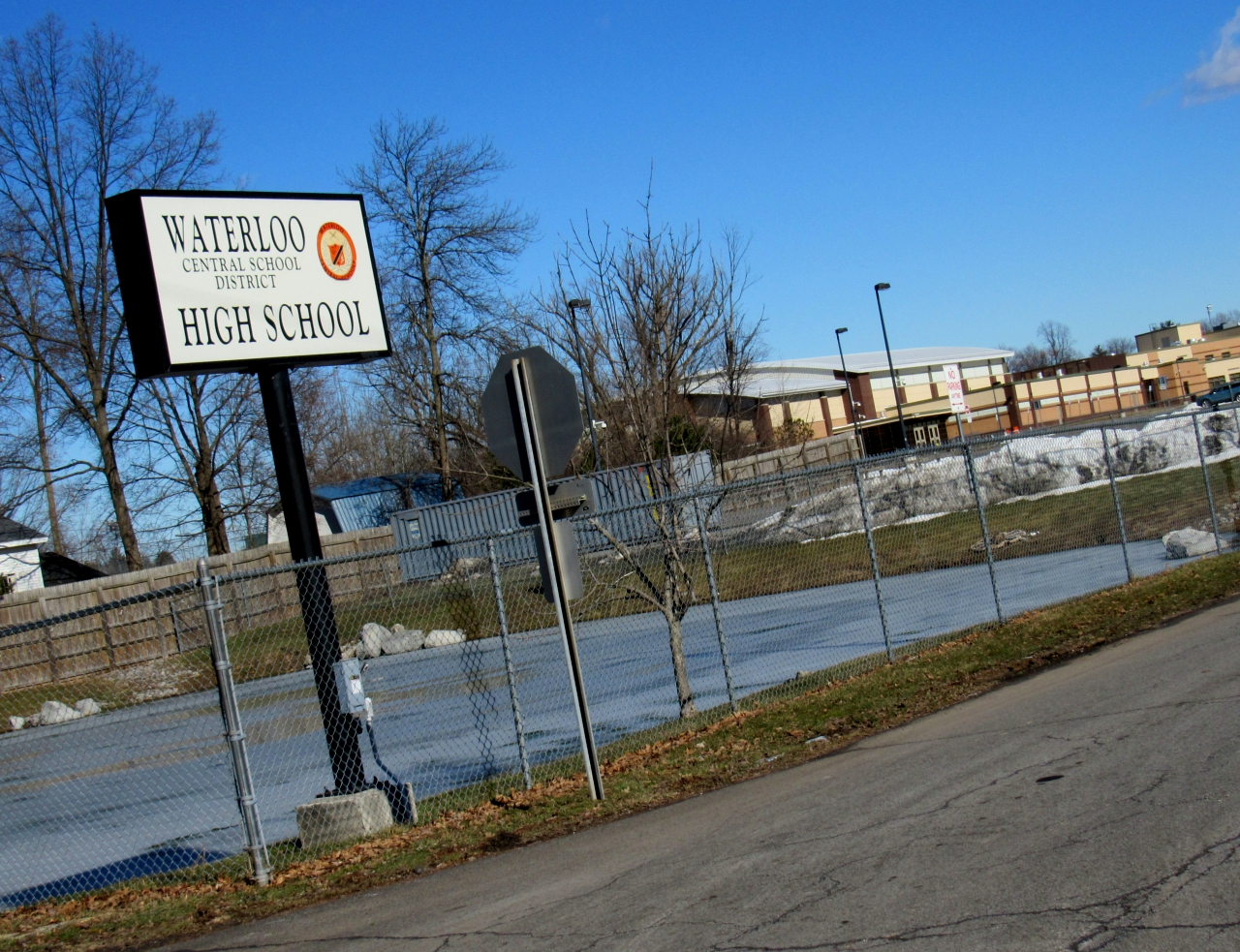 Waterloo teacher under investigation placed on leave