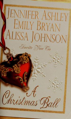 A Christmas ball by Jennifer Ashley