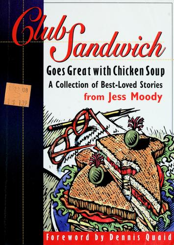 Club sandwich by Jess Moody