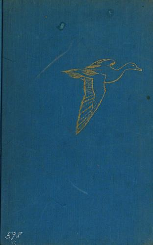 A coloured key to the wildfowl of the world by Peter Sir Scott