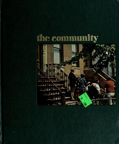 The community by Time-Life Books