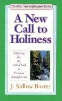 A new call to holiness