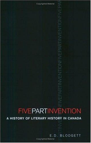 Five-Part Invention by E.D. Blodgett