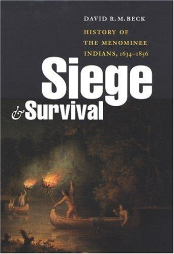 Siege and survival by Beck, David