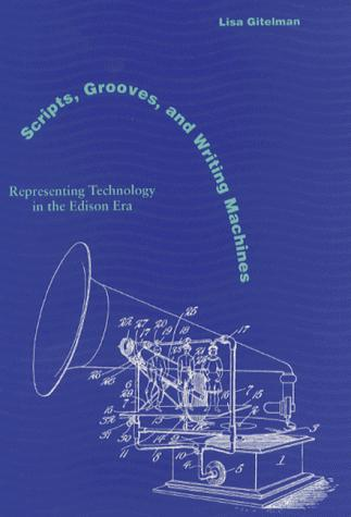 Scripts, Grooves, and Writing Machines