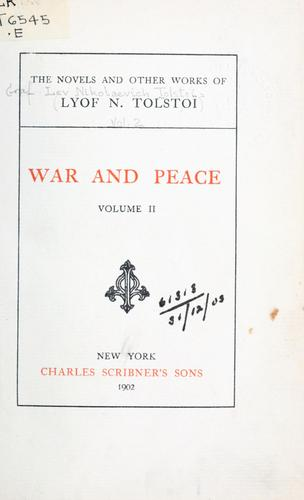 The novels and other works of Lyof N. Tolstoï by Tolstoy