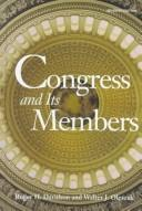 Congress and Its Members by Roger H. Davidson, Walter J. Oleszek