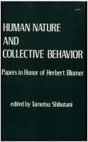 Human Nature and Collective Behavior