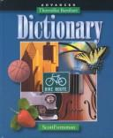 Scott Foresman Advanced Dictionary by Clarence Lewis Barnhart
