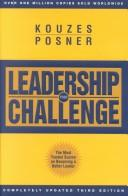 Leadership the Challenge by James M. Kouzes