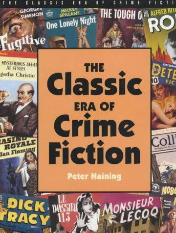 The classic era of crime fiction by Peter Høeg