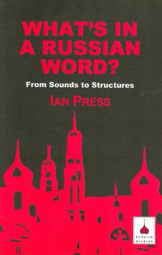 What's in a Russian word by Ian Press