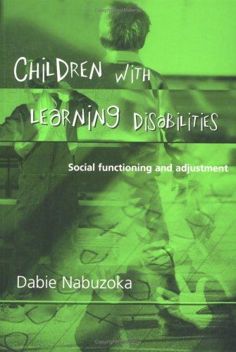 Children with Learning Disabilities by Dabie Nabuzoka